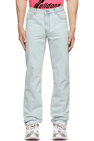 We11 Done Men Straight - Straight Jeans