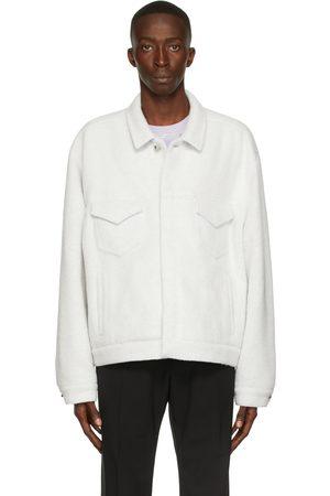 We11 Done Men Gilets - Spread Logo Print Vest