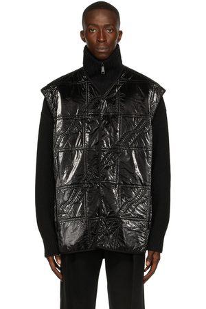 We11 Done Men Gilets - Oversized Quilting Vest