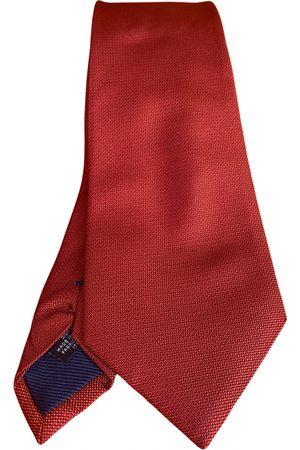CANALI Silk tie