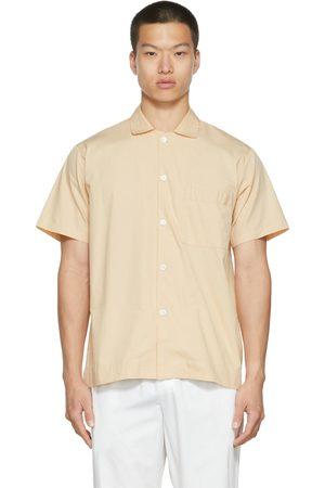 Tekla Poplin Pyjama Shirt