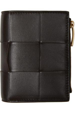 Bottega Veneta Bi-Fold Zip Wallet