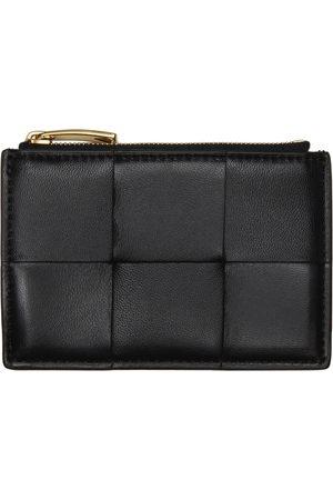Bottega Veneta Zipped Card Case Wallet