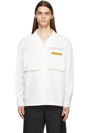 A-cold-wall* Long Sleeve Technical Vacation Shirt