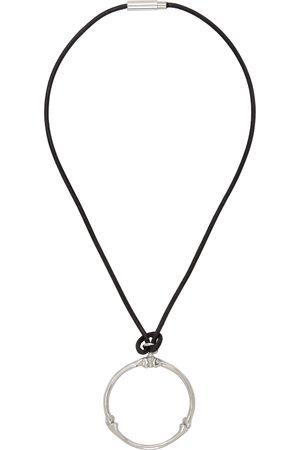 Takahiromiyashita The Soloist Circular Pendant Necklace