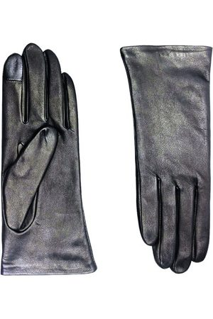 AGNELLE Women Gloves - Inès tactile cashmere liniing