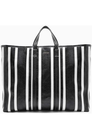 Balenciaga /white Barbes shopping bag
