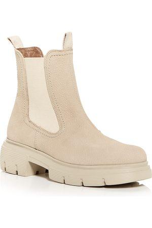 Paul Green Women's Junior Block Heel Chelsea Boots