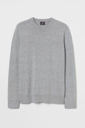 H&M Men Sweaters - Fine-knit Sweater