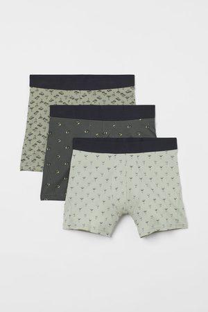 H&M Men Boxer Shorts - 3-pack Boxer Shorts