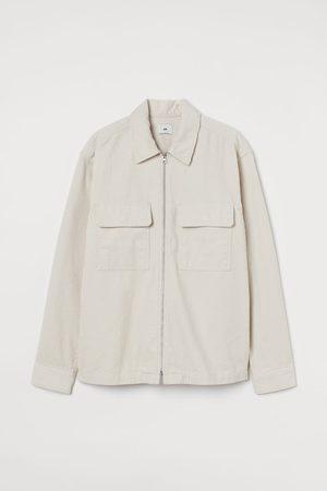 H&M Corduroy Shirt Jacket