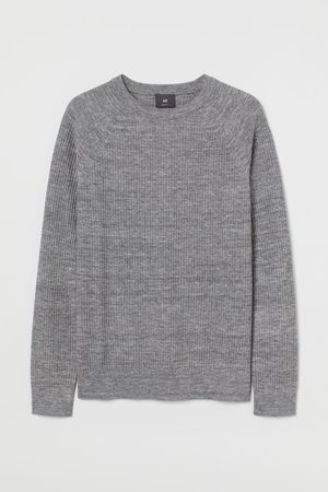 H&M Muscle Fit Knit Sweater