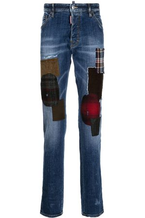 Dsquared2 Hand Me Down Patch Cool Guy jeans