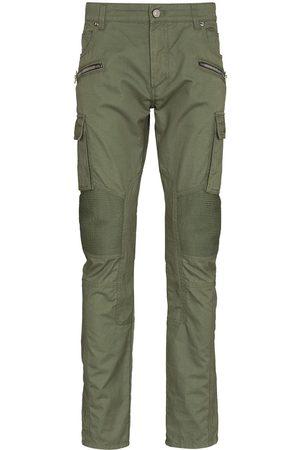 Balmain Cargo-pockets skinny trousers