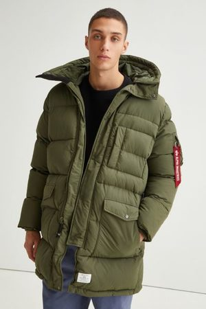 Alpha Industries N-3B Quilted Parka Jacket