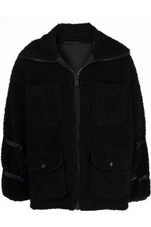 Heron Preston Fleece Jackets - Polar fleece jacket