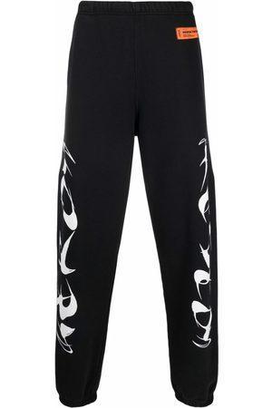 Heron Preston Sweatpants - Logo-print track pants