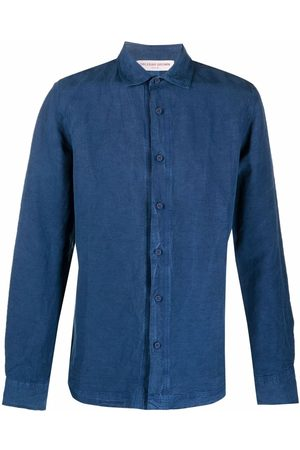 Orlebar Brown Giles tailored-fit shirt