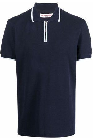 Orlebar Brown Polo Shirts - Short-sleeved polo shirt