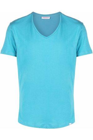 Orlebar Brown T-shirts - Ob-v V-neck T-shirt