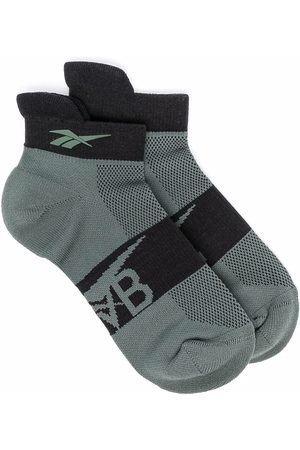 Reebok Women Running - Logo running socks - Grey