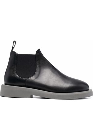 MARSÈLL Gommello leather Chelsea boots