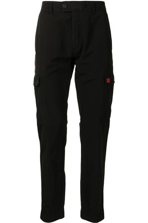 HUGO BOSS Cropped cargo trousers