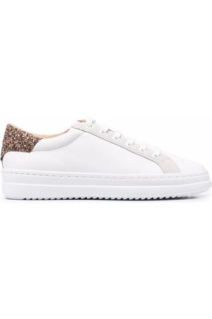 Geox Flat lace-up sneakers