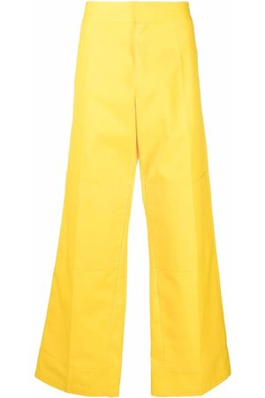 RAF SIMONS Wide-leg tailored trousers