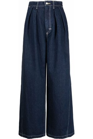 Levi's Wide-leg flared jeans