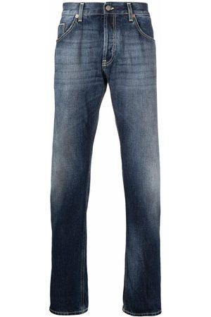 Dondup Mid-rise straight leg jeans