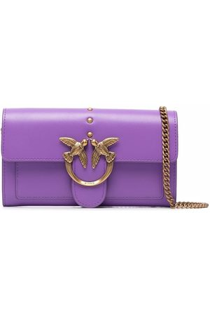 Pinko Love chain wallet