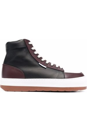 SUNNEI Sneakers - Chunky-sole high top sneakers