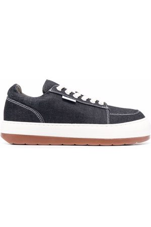SUNNEI Chunky-sole low top sneakers