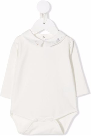 Tartine Et Chocolat Rompers - Embroidered cotton body