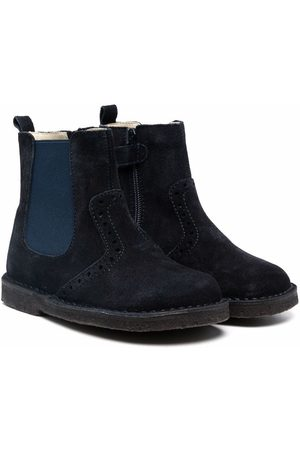 Il gufo Leather ankle boots