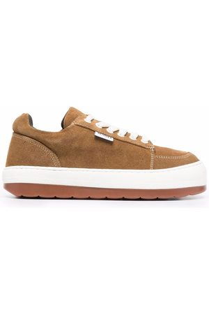 SUNNEI Sneakers - Chunky-sole low top sneakers - Neutrals