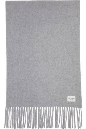 RAG&BONE Recycled Wool Mercer Classic Scarf