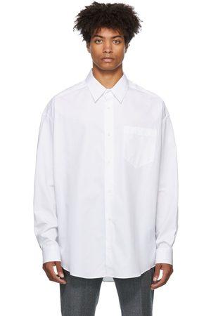 Ami Oversized Poplin Shirt