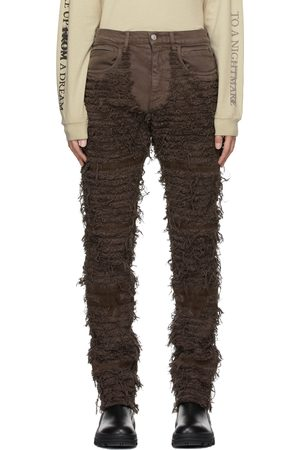 1017 ALYX 9SM Blackmeans Edition Six-Pocket Jeans