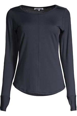 L'Etoile Sport Perforated Back Top