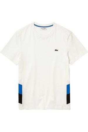 Lacoste Men T-shirts - Colorblock Cotton T-Shirt
