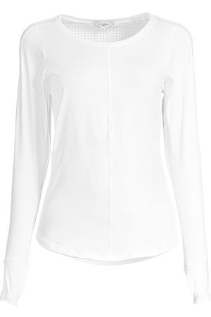 L'Etoile Sport Women Tops - Perforated Back Top