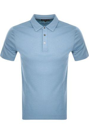 Michael Kors Men Polo Shirts - Sleek Polo T Shirt