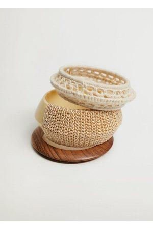 MANGO Women Bracelets - Mixed bracelet set