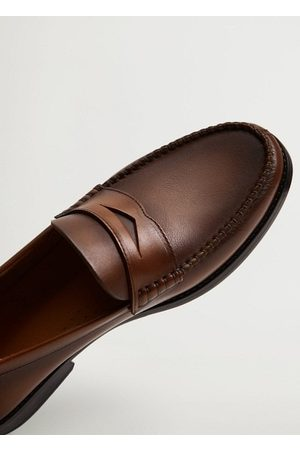 MANGO Men Loafers - Penny loafers