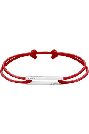 Le Gramme Cord bracelet 1,7g silver 925 polished and brushed