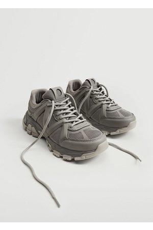 MANGO Track sole sneakers