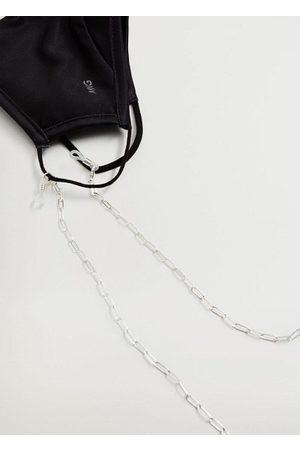MANGO Facemask chain