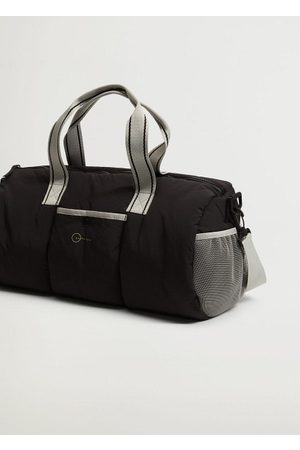 MANGO Technical fabric sports backpack